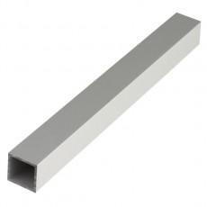 Алюминиевая  труба квадратная  25*25*1,5 (1 м)