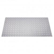 Лист алюминиевый АМг2 1,5*300*1200 рифленый