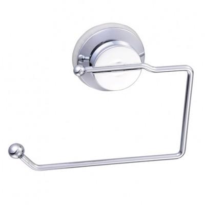 """Держатель для туалетной бумаги на присоске FORA """"ATLANT"""" арт.A016"""