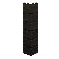 Угол внешний (наружный) VILO Brick DARK BROWN h=0,42м
