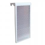 Экран для чугунного радиатора 5 секций 500