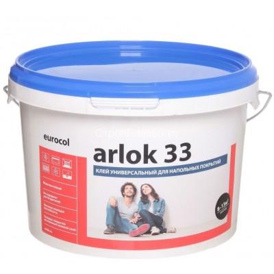 Форбо Клей 33 дисперсионный Arlok 7 кг
