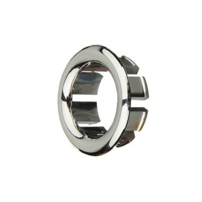 Втулка для тюльпана декоративная D=24,4 мм (хром) 2166