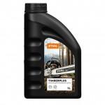 Масло для пильных цепей STIHL Timber Plus 1 литр