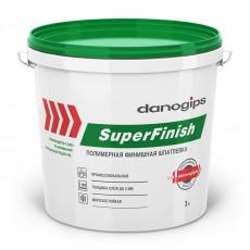 "Шпаклевка-паста финишная ""Danogips"" SuperFinish /Шитрок (ведро 3л, 5кг) /120"