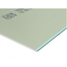 Гипсокартон KNAUF Влагостойкий 1500*600*12,5 мм (ГСП Н2)