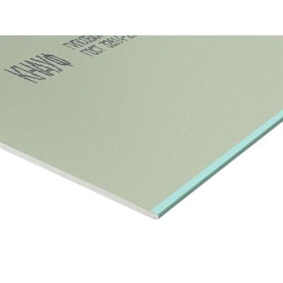 Гипсокартон KNAUF Влагостойкий 2500х1200х12,5мм