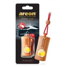 Ароматизатор автомобильный Areon Fresco Sport Lux (Платина)