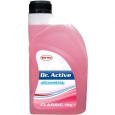 """Автошампунь """"Sintec"""" Dr.Active Classic для бесконтактной мойки (флакон 1кг)"""