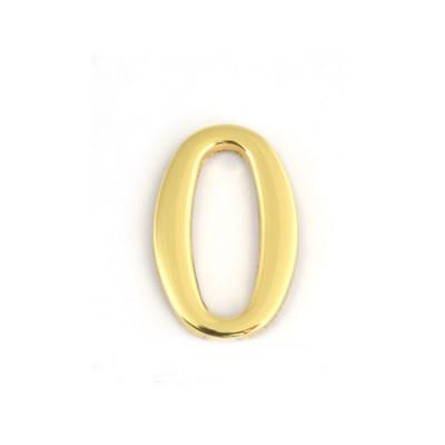 Цифра дверная Apecs DN-01-0-Z-G