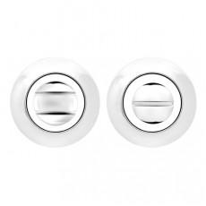 Фиксатор Code Deco WC-2207-CR круглый хром