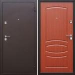 Дверь металлическая Стройгост 7 Итальянский орех 860х2050 правая