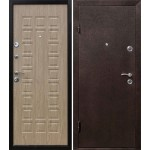 Дверь металлическая ЙОШКАР Карпатская Ель 860х2050 левая