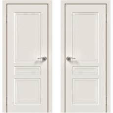 Дверное полотно Эмаль 01 Белый ПГ-700