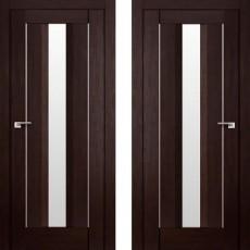 Дверное полотно Стелла-05 Венге эко ПО-900