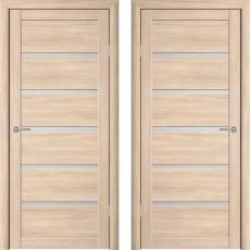 Дверное полотно экошпон Катрин 22 Модерн Капучино ПО-900