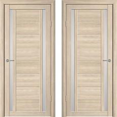 Дверь экошпон Катрин 4 (Стелла) Капучино ПО-900