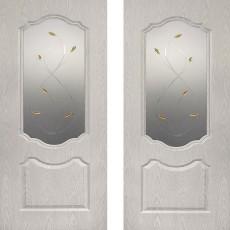 Дверное полотно Мечта Белый дуб ПО-900