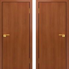 Дверное полотно глухое Итальянский Орех С-01 ПГ-900