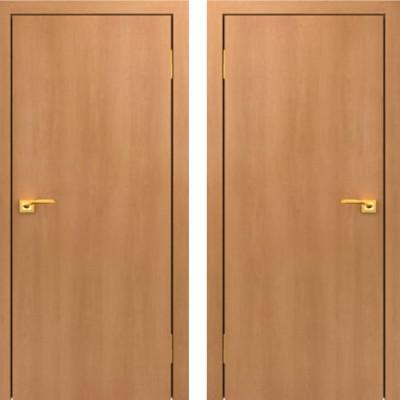 Дверное полотно С-01 Миланский орех ПГ-700