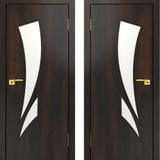 Дверное полотно С-02 Венге ПО-800