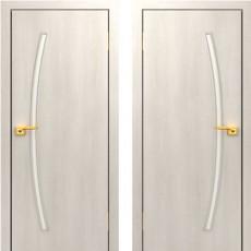 Дверное полотно С-31 Дуб беленый ПО-800
