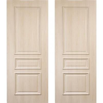 Дверь ПФХ ПРИМА кремовая лиственница ПГ-700