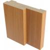 Коробка ПВХ миланский орех 70х26х2070 (бастион)