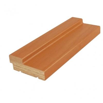 Дверная коробка ПВХ Миланский орех 70х26х2070