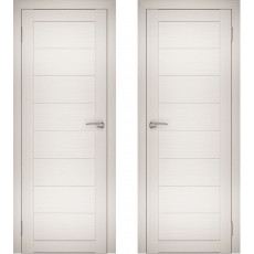 Дверное полотно АМАТИ-00 эшвайт экошпон ПГ-700