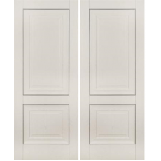 Дверь экошпон Катрин 61 (Классика) Айвори ПГ-700