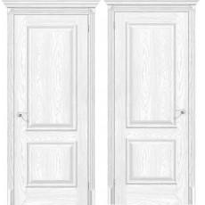 Дверь ЭКО Классико-12 ПГ-700 Silver Ash