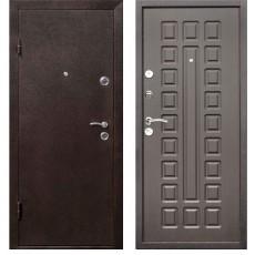 Дверь металлическая ЙОШКАР Эко Венге 960*2050 левая