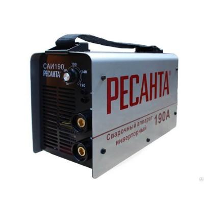 Сварочный инвертор Ресанта САИ-190 (190А)
