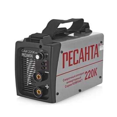 Сварочный инвертор Ресанта САИ-220К (220А)