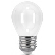 Лампа Gauss LED Filament Шар OPAL E27 5W 450lm 4100K