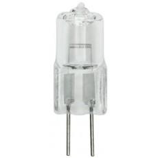 Лампа галогенная, капсульная 12В 35W G4 прозрачная