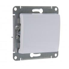 Выключатель одноклавишный Schneider Electric Glossa GSL000111 (10 А, под рамку, скрытая установка, белый)