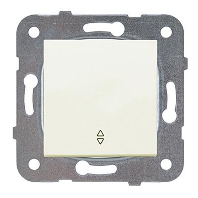 Выключатель 1-кл крем (узел)WKTT00012BG-BY Panasonic