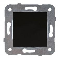 Выключатель 1-кл черный (узел) WKTT00012DG-BY Panasonic без рамки