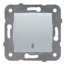Выключатель 1-кл проходной серебро WKTT00032SL-BY Panasonic без рамки