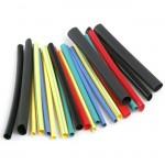 Термоусаживаемая трубка ТУТнг 20/10 набор (7 цветов по 3 шт. 100мм) TDM SQ0518-0509