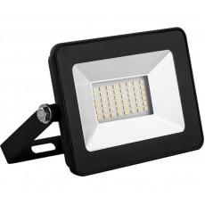 Прожектор светодиодный 20W 2835SMD, 6400K AC220V/50Hz IP65, черный в компактном корпусе, SFL90-20