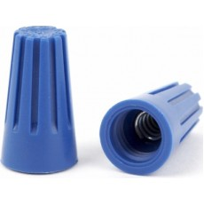 Соединительный изолирующий зажим СИЗ-2 4,5 мм2 синий TDM SQ0519-0027 (уп/5шт)
