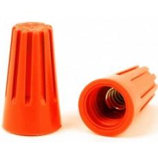 Соединительный изолирующий зажим СИЗ-3 5,5 мм2 оранжевый TDM SQ0519-0028 (уп/5шт)