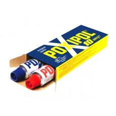 "Холодная сварка ""Poxipol"" синяя упаковка (14мл тюбик)"