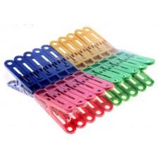 Набор прищепок 20 шт. пластик