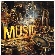 Декоративное панно VIP Музыка 294х260 (12 листов)