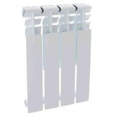 Радиатор алюминиевый литой Оазис 500/80/4 (0.52 кВт)