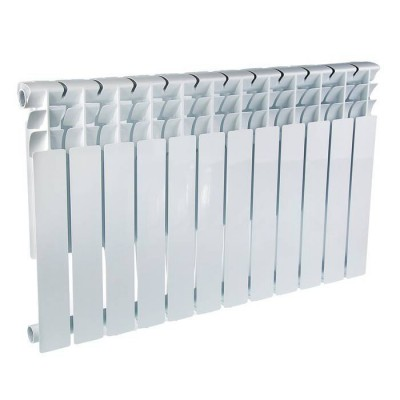 Радиатор биметаллический Оазис 500/80/12 (1.55 кВт)